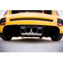 M7 Rear Lower JCWs Aero Kit Diffuser Tunnels (R56)