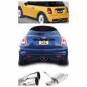 Borla Exhaust: F56 Touring