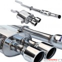 Invidia Q300 Exhaust: Stainless Tips: F56