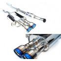 Invidia Q300 Exhaust: Titanium Tips: F56